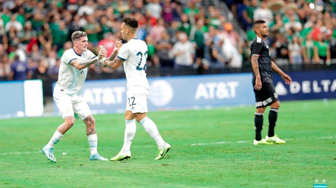 Así quedó la Selección argentina en el ranking FIFA tras los partidos ante Chile y México