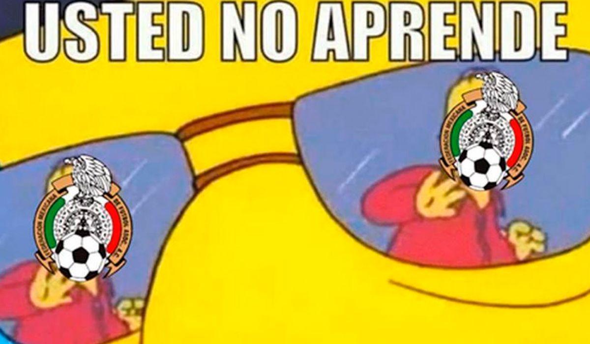 Los mejores memes de la goleada de Argentina ante México