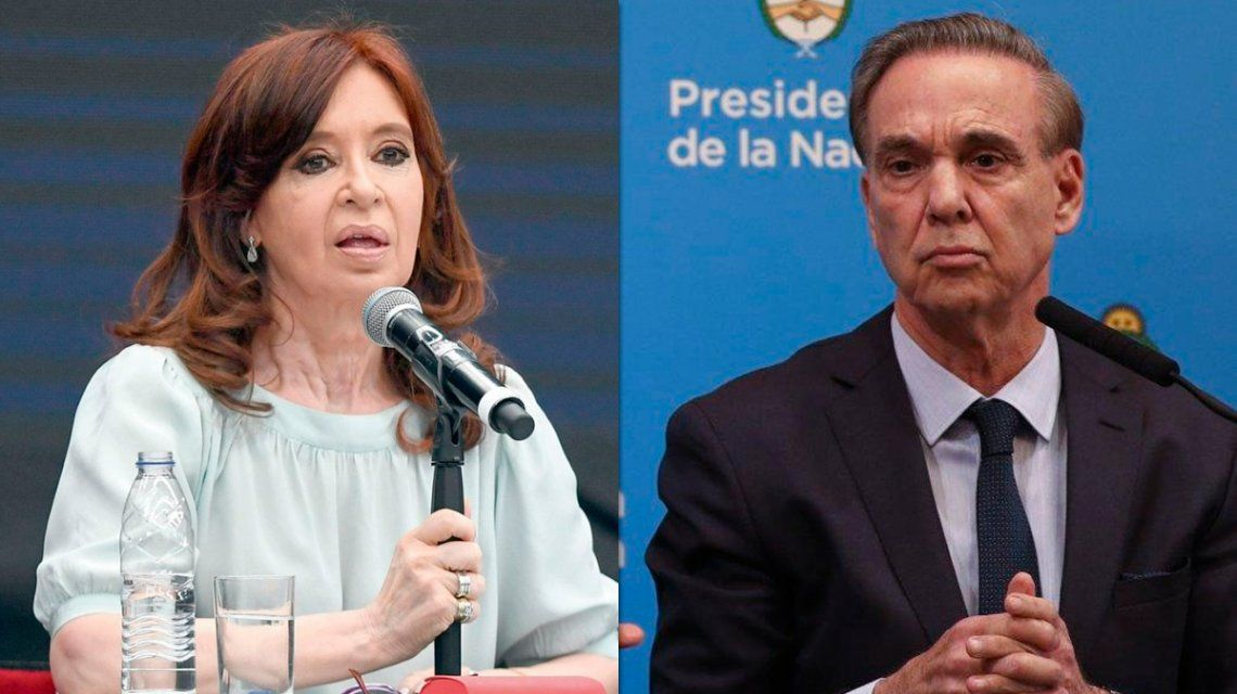 Pichetto le pide a la Cámara Nacional Electoral un debate entre candidatos a vicepresidente