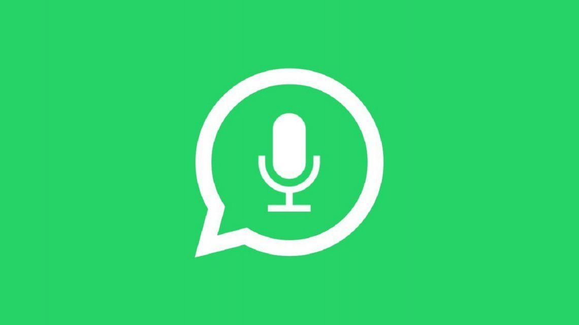 WhatsApp: escuchá audios sin que el emisor se entere
