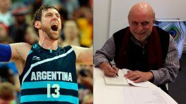El Chapu Nocioni le respondió sin filtro a Horacio Pagani: Respete
