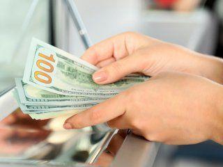 la compra de dolares para ahorro tambien tendra el recargo del 30%