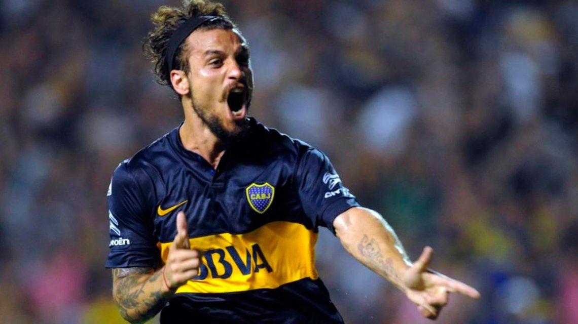 Daniel Osvaldo habló sobre la posibilidad de llegar a Gimnasia: A Diego no le podes decir que no