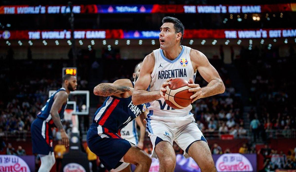 Argentina vs Francia por el Mundial de básquet: horario y TV