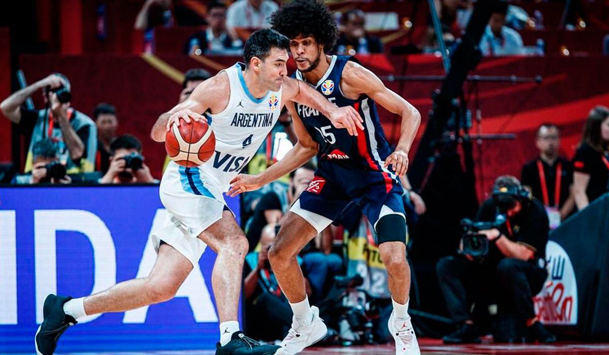 Mundial de básquet China 2019: Argentina superó a Francia y jugará la final frente a España