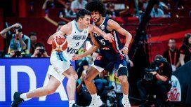 ¡Histórico! Argentina venció a Francia y es finalista del Mundial de básquet