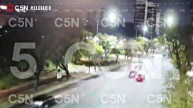 Temerario: Eugenio Veppo manejaba a 130 kilómetros por hora antes de chocar y matar