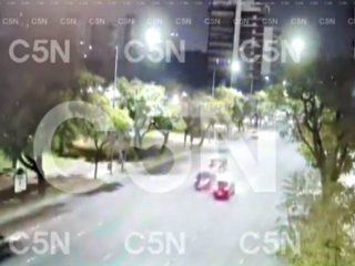 video: eugenio veppo manejaba temerariamente a 130km/h antes de chocar