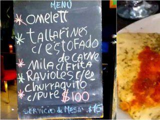 pusieron un menu a $100 en el centro y fue un exito: como el bauen cambio los mediodias portenos