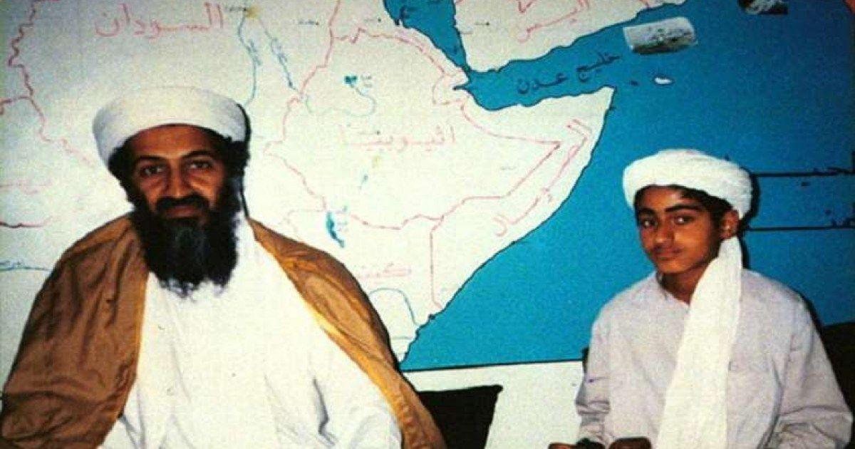 Sin dar detalles, Donald Trump confirmó que mataron en un operativo al hijo de Bin Laden
