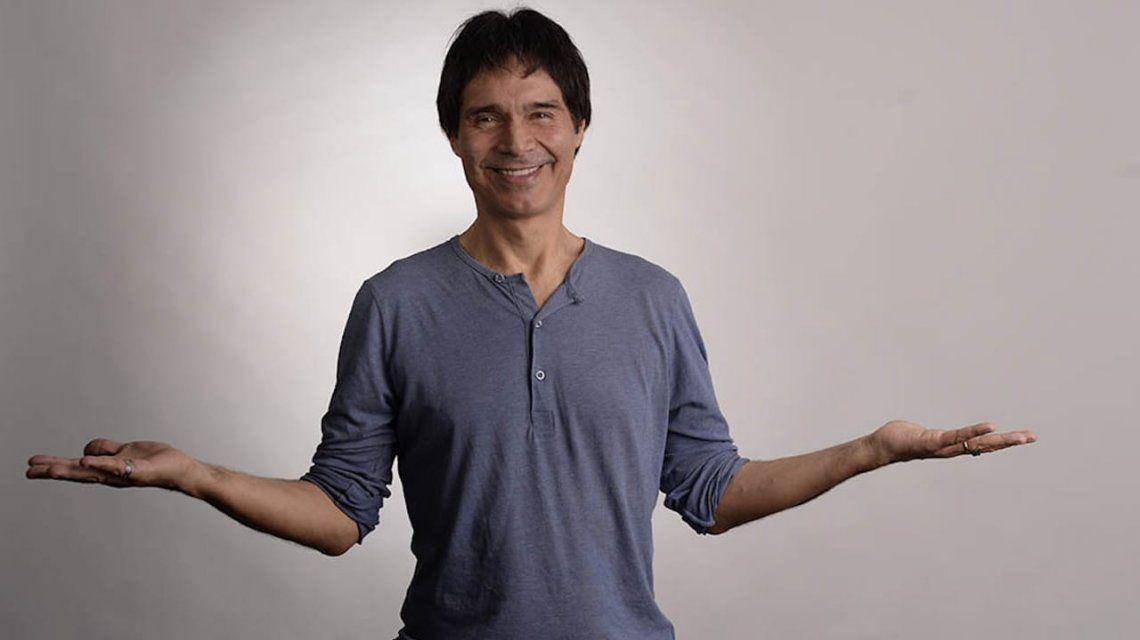 Claudio María Domínguez y ocho tips para dejar el odio