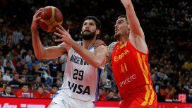 Mundial de Básquet: la Argentina luchó pero cayó en la final ante España