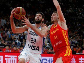 mundial de basquet: la argentina lucho pero cayo en la final ante espana