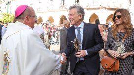 El arzobispo de Salta a Macri: Llevate el rostro de los pobres