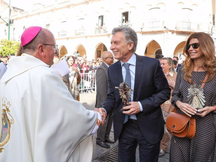Mensaje directo del arzobispo de Salta a Macri en medio de un misa: Llevate el rostro de los pobres