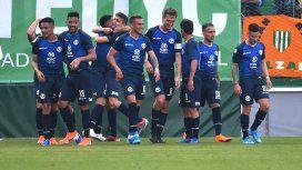 Talleres derrotó a Banfield y alcanzó a San Lorenzo en la punta de la Superliga