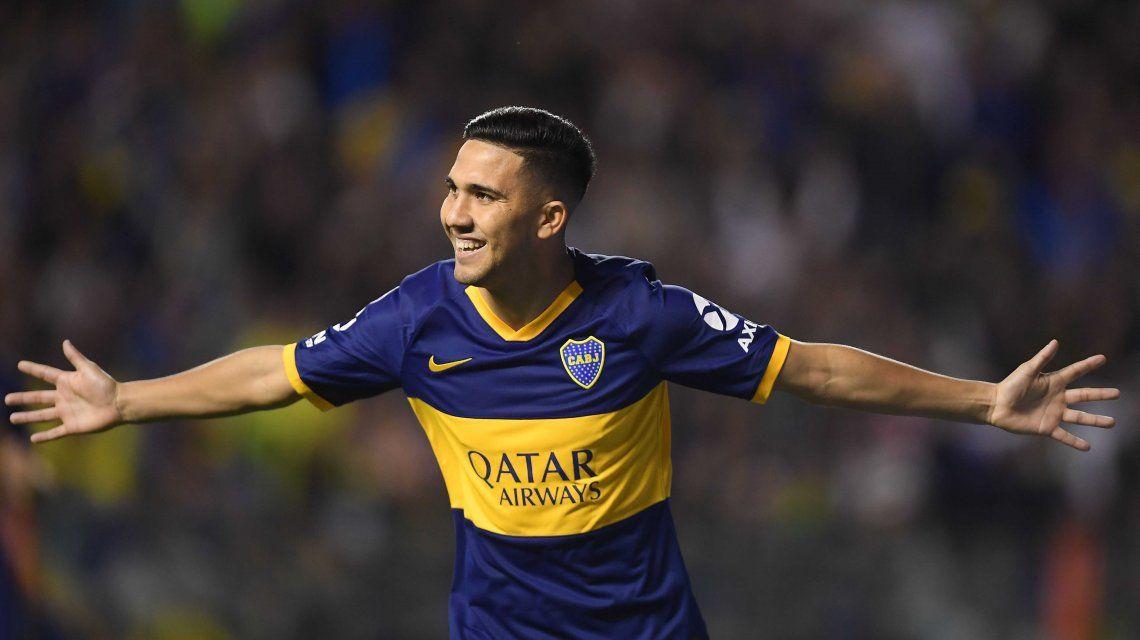 Superliga: Boca le ganó a Estudiantes en la Bombonera y se apodera de la punta