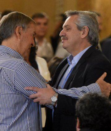 Prensa Alberto Fernández