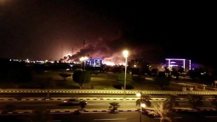 Ataque a dos refinerías en Arabia Saudita