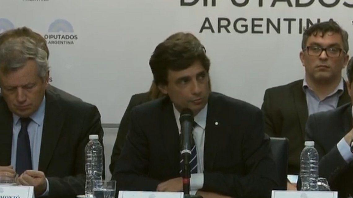 Lacunza presentó el proyecto de Presupuesto 2020: se estima una inflación del 34%