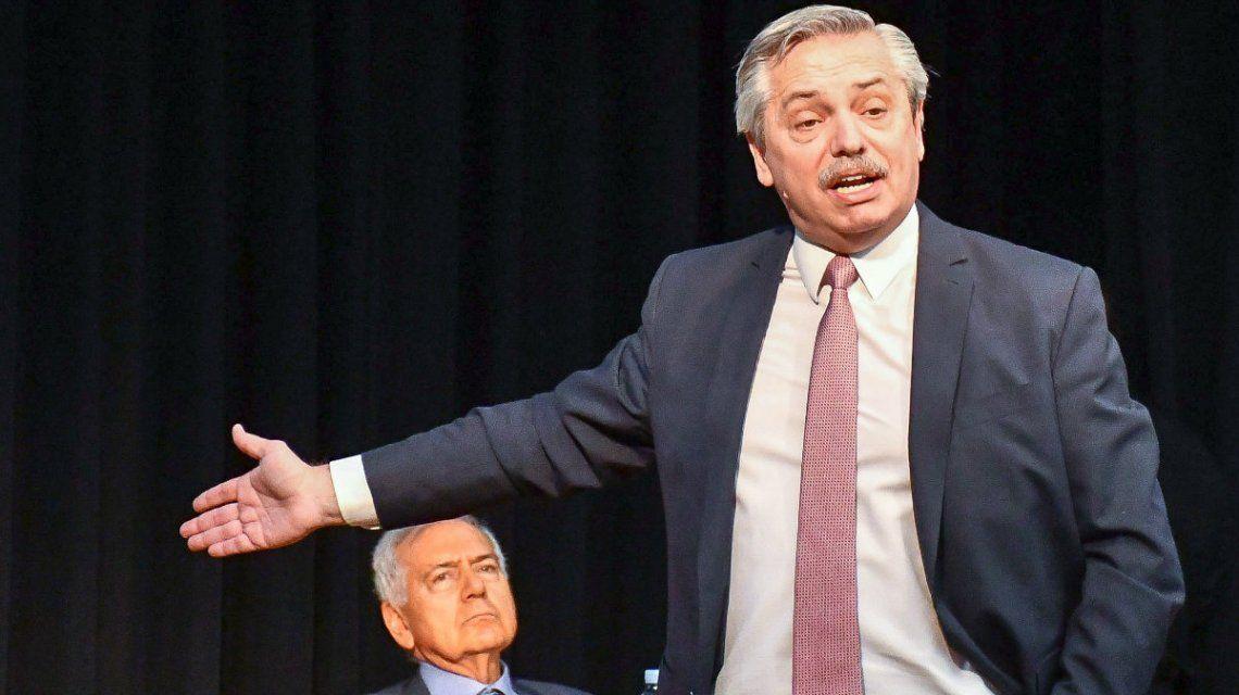 Alberto Fernández sobre el debate presidencial: Es un maltrato a la gente, un juego mediático