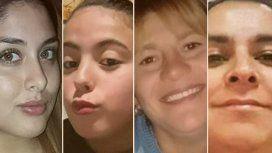 Navila, Cielo, Cecilia y Vanesa: hubo cuatro femicidios durante el fin de semana