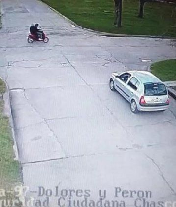 En moto y junto al acusado: así iba Navila a la quinta en la que la mataron