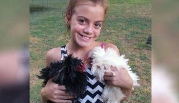 Lily Mae Avant murió tras contraer una ameba