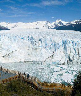 Foto secretaría de Turismo de El Calafate