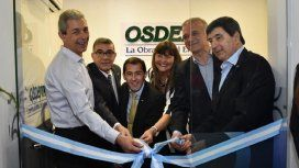 OSDEPYM inauguró nueva sucursal en Oberá, Misiones