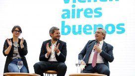 Alberto Fernández: La emergencia alimentaria debe salir