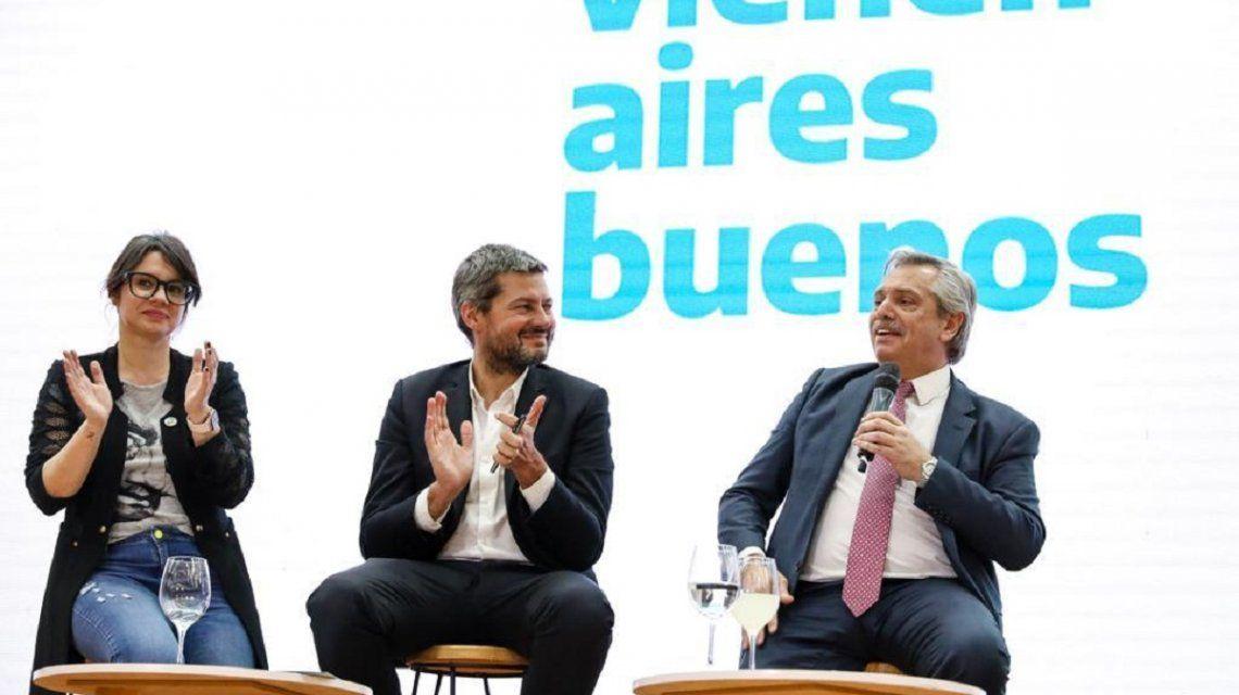 Alberto Fernández: La emergencia alimentaria debe salir, pero la solución es reactivar la economía