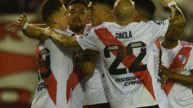 River derrotó a Godoy Cruz y está en cuartos de final de la Copa Argentina