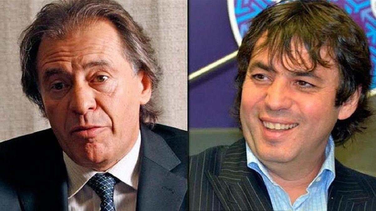 Cristóbal López y Fabián de Sousa fueron sobreseídos por la venta del Grupo Indalo