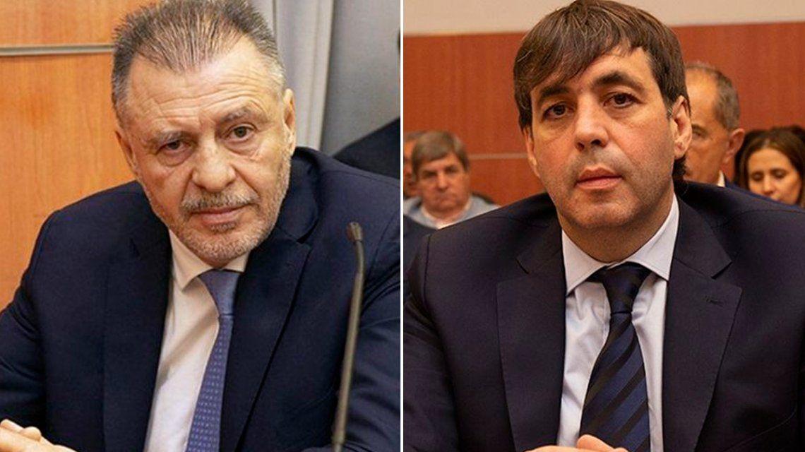 Ordenan la libertad de los empresarios Cristóbal López y Fabián De Sousa