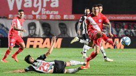 Argentinos venció a Central Córdoba y se subió a la punta de la Superliga