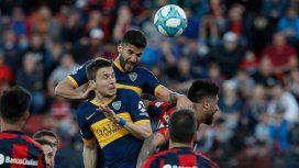 Boca le ganó 2 a 0 a San Lorenzo y retuvo a la punta de la Superliga