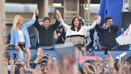 Fernando Espinoza: Cristina trajo una primavera de esperanza