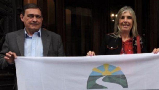 Graciela Picch y su marido Humberto Sandoval