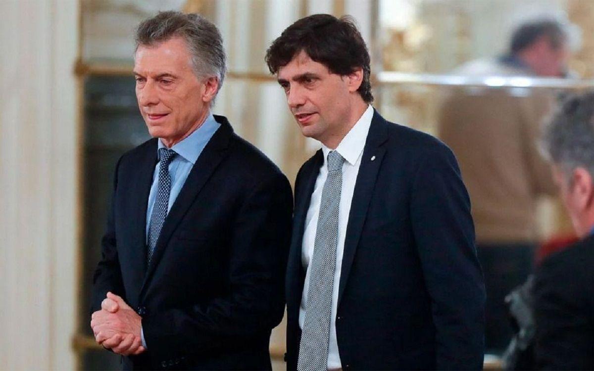 Lacunza vuelve a reunirse con el FMI en busca del desembolso de US$5.400 millones