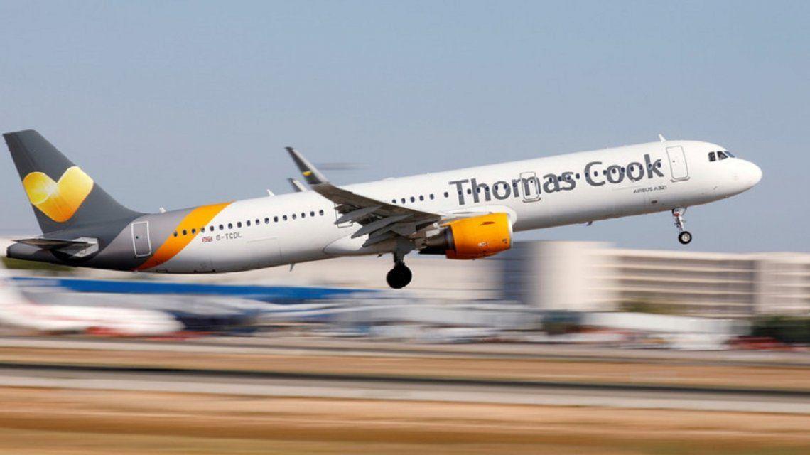 Quebró la histórica Thomas Cook y dejó a 600 mil turistas varados