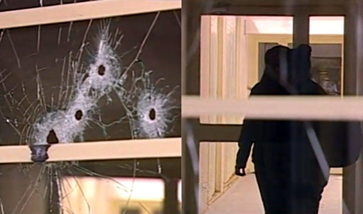 Un policía le disparó a su ex pareja
