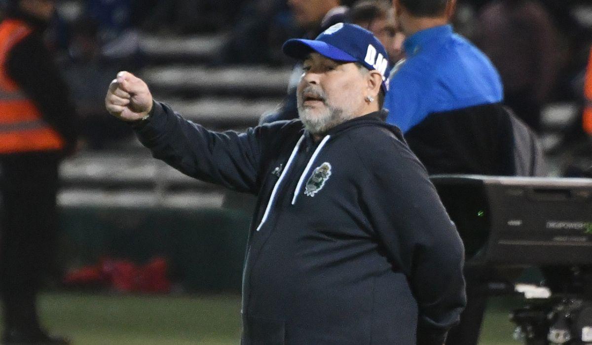 River le ganó al Gimnasia de Maradona en el Bosque
