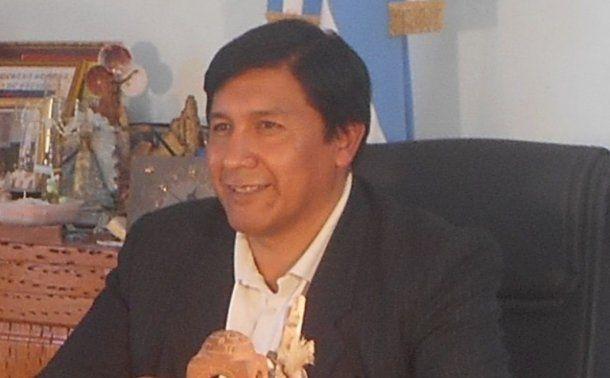 Leonel Herrera, intendente de Humahuaca