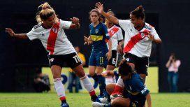 Boca y River juegan el Superclásico femenino en La Bombonera con entrada gratis para los socios