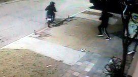 VIDEO: Así llegaron al negocio los asesinos de la comerciante en Don Bosco