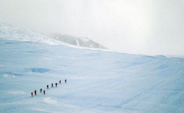Buscan a cinco voluntarios para explorar la Antártida. Foto:  Airbnb