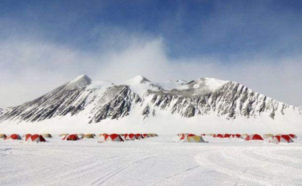 Fuerte sismo en la Antártida. Foto:Airbnb