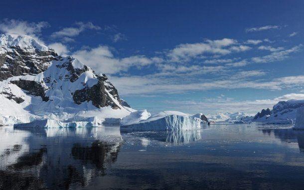 La experiencia se llama  Un tiempo sabático en la Antártida