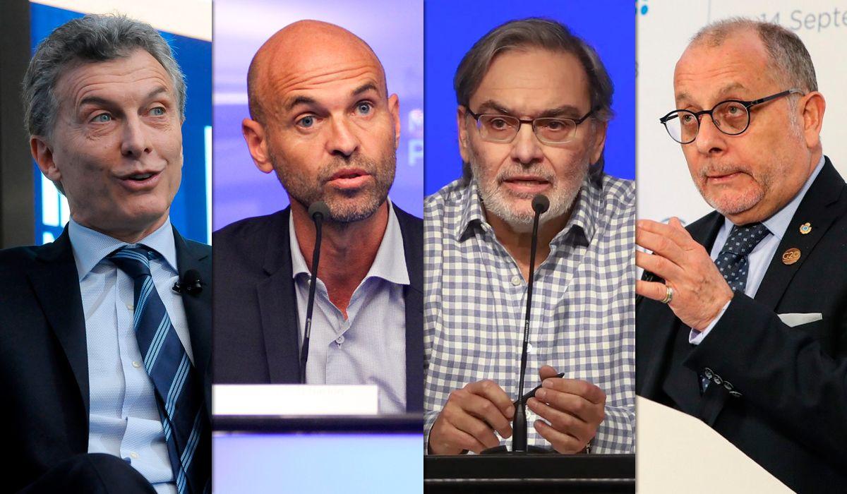 Denuncian a Macri y a varios ministros por traición a la patria